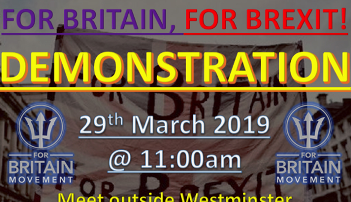 Come and join us on the 29th of March in London