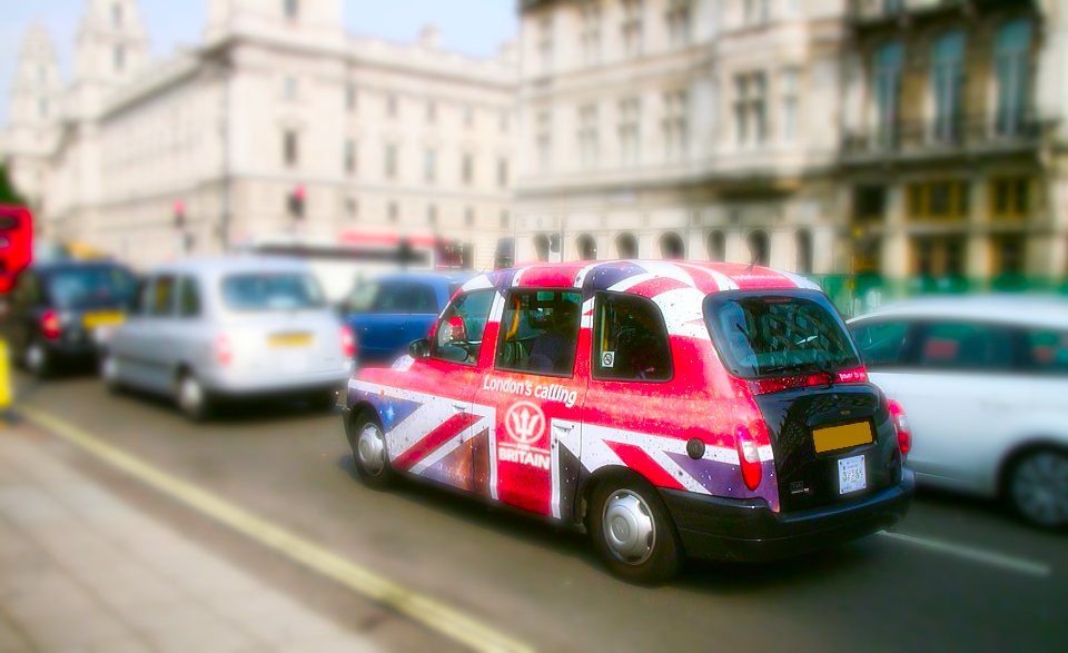 For Britain Taxi Driver Policy