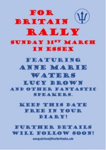 March Rally