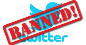 Twitter censorship of Conservative voices