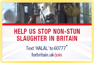 For Britain Halal Card