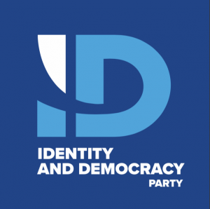 For Britain is now a member of the prestigious pan-European Identity & Democracy Party