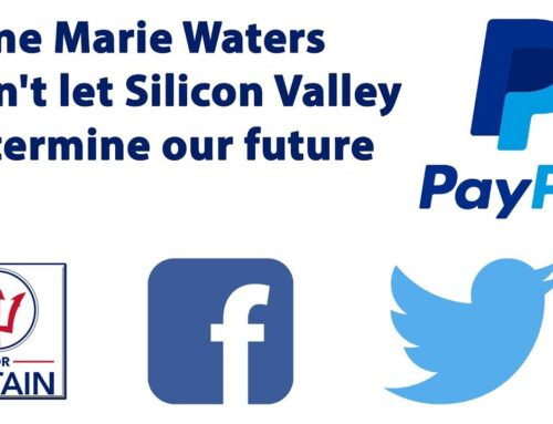 Don't let Silicon Valley determine our future