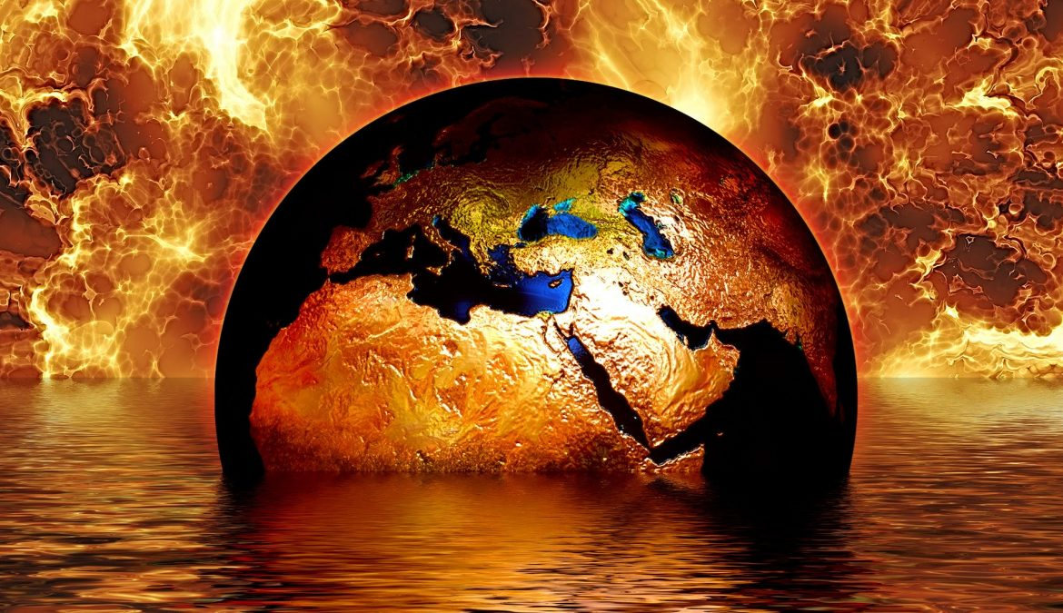 At the Heart of Climate Alarmism