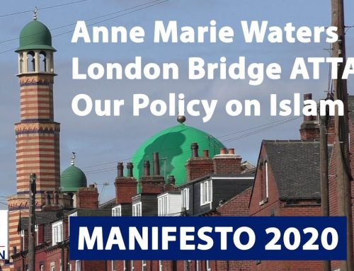Our Policy on Islam & London Bridge Attack