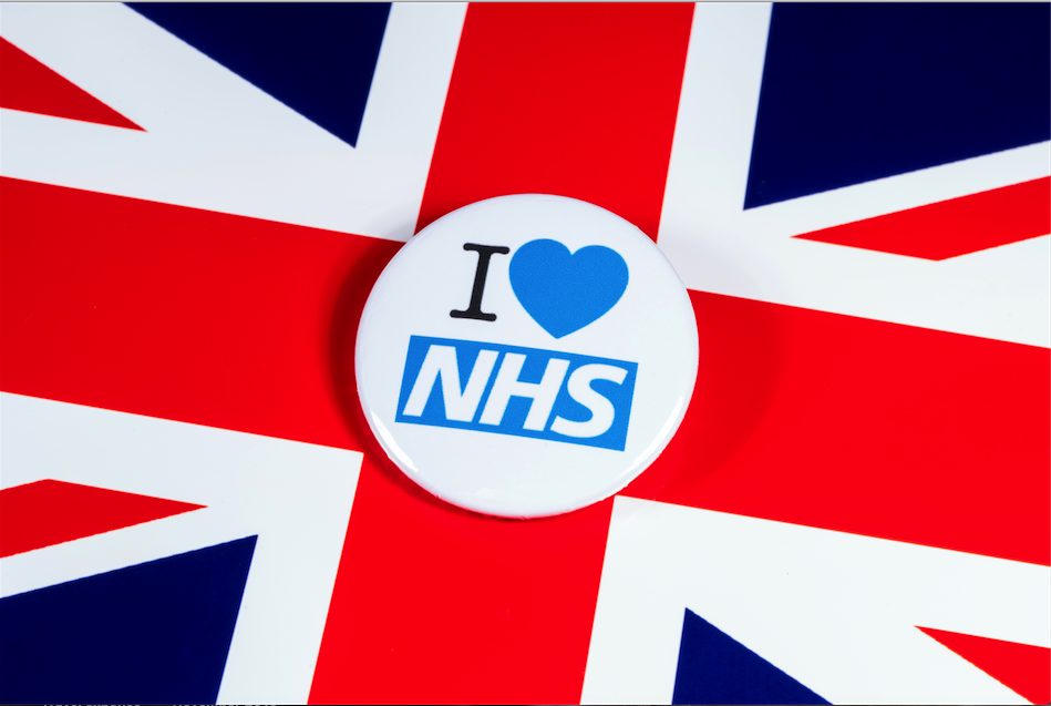 The NHS Race – Can You Speak Fast Enough?