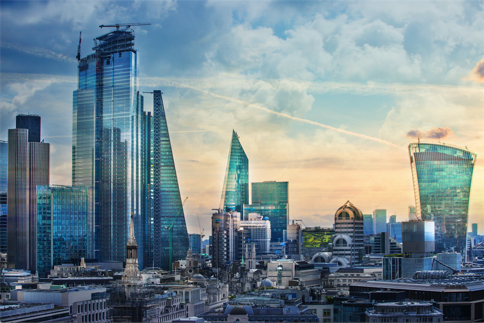 London has fallen – but we can still save it!