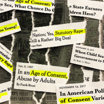 The case for raising the age of sexual consent