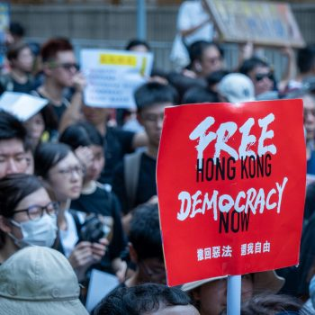For Britain should be for Hong Kong