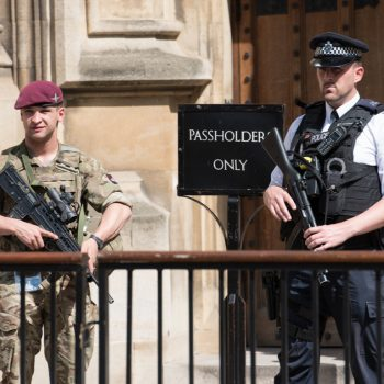 The Police & Military Should Not Mix
