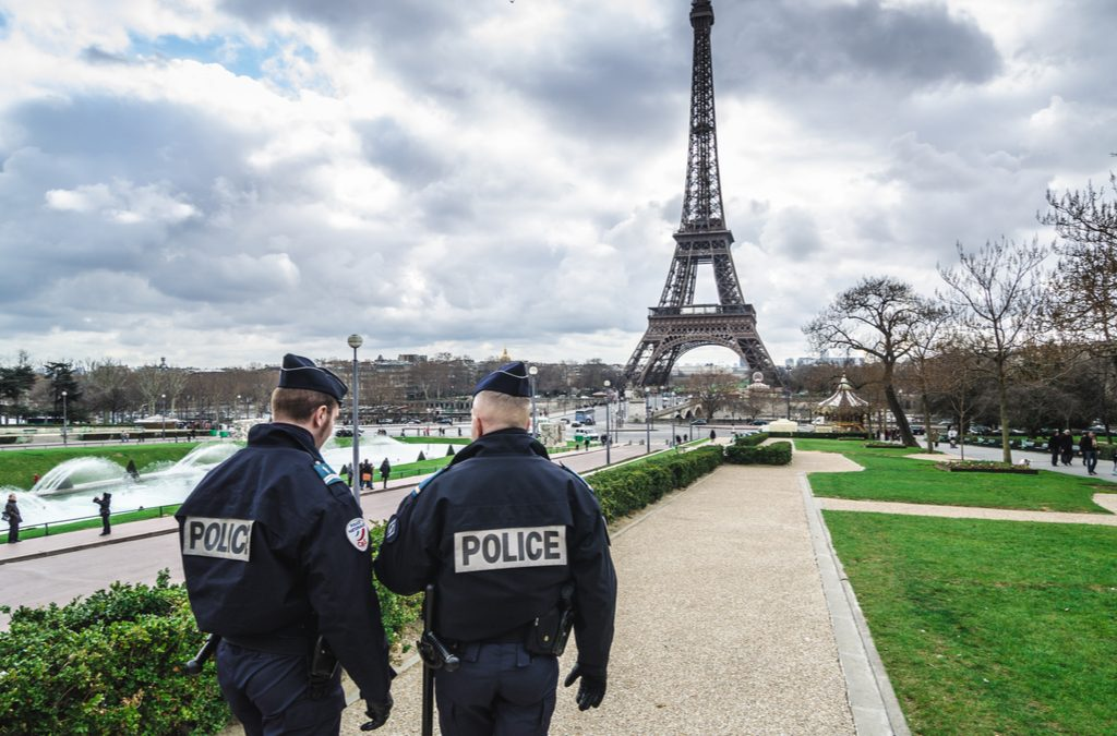 Teacher Beheaded In Paris