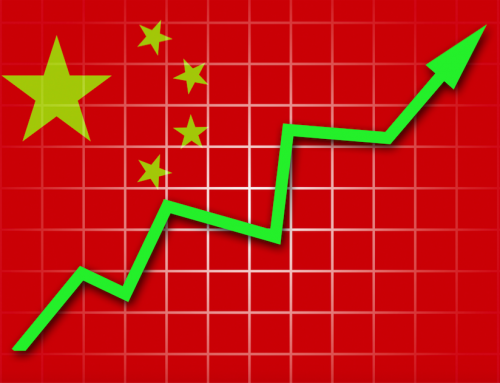 Economic update – China UP, Britain DOWN