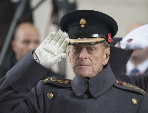 SUNDAY COLUMN: Farewell, Prince Philip
