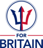 For Britain Logo