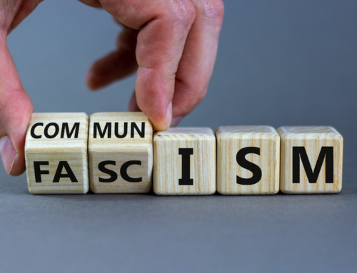 """SUNDAY COLUMN: The Meaning of """"Fascist"""""""