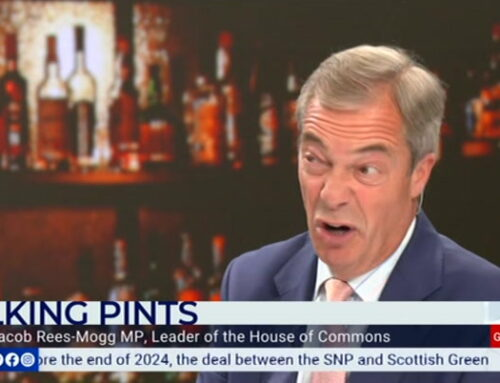 An Open Letter to Nigel Farage / GB News